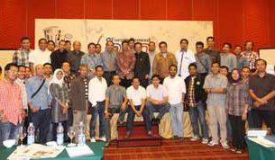Pertemuan Pemred Jawa Pos Group (Sumber INDOPOS)